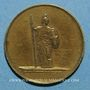 Münzen Giuseppe Garibaldi (1807-1882). Médaille laiton