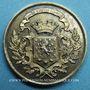 Münzen Gray. 2e tir régional de Franche-Comté. Médaille en argent doré. 27,8 mm. Signé D. R.