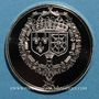 Münzen Henri IV (1589-1610). Médaille argent. 34,2 mm.