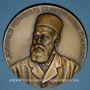 Münzen Jean Henri DUNANT, fondateur de la Croix Rouge (1828-1910). 80e anniversaire, 1908. Médaille bronze