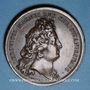 Münzen Louis XIV. Campagne d'Allemagne. 1678. Médaille cuivre
