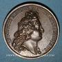 Münzen Louis XIV. Campagne d'Allemagne. Médaille en bronze 1678