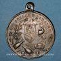 Münzen Lyon. Souvenir de la sortie de la société Les Guillemochains 12 juin 1898. Médaille en bronze
