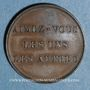 Münzen Médaille de piété en cuivre