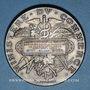Münzen Ministère du Commerce. Enfants employés dans les fabriques de fleurs & plumes. 1890. Médaille argent
