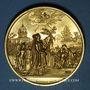 Münzen Napoléon I. Retour des Cendres. 1840. Médaille cuivre doré gravée par Montagny