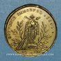 Münzen Napoléon I. Retour des Cendres. 1840. Médaille cuivre jaune