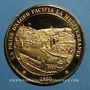 Münzen Prise d'Alger. 1830. Médaille vermeil. Frappe moserne !