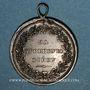 Münzen Russie. 9e guerre russo-turque (1828-1829). 1829. Médaille de récompense en argent
