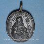 Münzen Saint-Gall (vers 550 † 16.10.646) et St Magne de Füssen (vers 699 † 772). Médaille (17e)