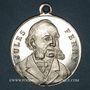 Münzen St-Dié (Lorraine, Vosges). Inauguration de la statue de Jules Ferry. 1896. Médaille bronze nickelé