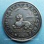 Münzen Suisse. Bâle. Médaille de morale (17e siècle). Argent. 21,4 mm