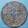 Münzen Suisse. Médaille offerte par la Confédération à Henri II, roi de France à la naissance de sa fille
