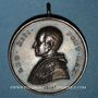 Münzen Vatican. Léon XIII (1823-29) - La basilique St Pierre. Médaille en bronze. 46,9 mm