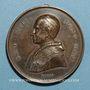 Münzen Vatican. Léon XIII (1878-1903). Jubilé sacerdotal. 1887 (1888). Médaille cuivre