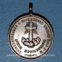 Münzen Vatican. Léon XIII (1878-1903. Sacerdoce. 1887. Médaille cuivre