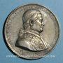 Münzen Vatican. Pie IX (1846-1878). Médaille étain 1860