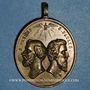 Münzen Vatican. Pie IX (1846-78). Election pontificale-Dévotion à St Pierre & St Paul, an 1 (1846) Médaille