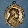 Münzen Vatican. Pie IX (1846-78). Election pontificale-Dévotion à St Pierre & St Paul...  Médaille