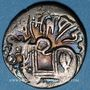 Münzen Afghanistan. Les Sahides. Spalapati Deva (vers 750-900). Jital