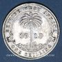 Münzen Afrique Occidentale britannique. Georges V (1910-1936). Shilling 1913