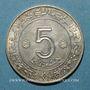 Münzen Algérie. République. 5 dinars 1972/1962. 10e anniversaire de l'indépendance et FAO