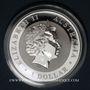 Münzen Australie. Elisabeth II (1952- ). 1 dollar 2015 Koala. (1 once. 999 /1000)