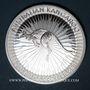 Münzen Australie. Elisabeth II (1952- ). 1 dollar 2016 Kangourou. (1 once. 999 /1000)