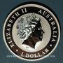 Münzen Australie. Elisabeth II (1952- ). 1 dollar 2016 Koala. (1 once. 999 /1000)