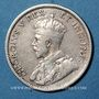 Münzen Australie. Georges V (1910-1936). 10 cents 1911