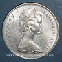 Münzen Bahamas. 2 dollars 1969