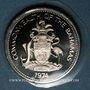 Münzen Bahamas. 50 cents 1974. Argent