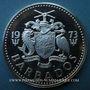 Münzen Barbade, 10 dollars 1973