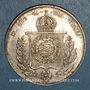 Münzen Brésil. Pierre II (1831-1889). 1000 reis 1860