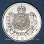 Münzen Brésil. Pierre II (1831-1889). 200 reis 1868