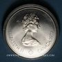 Münzen Canada. Elisabeth II (1952- /). 10 dollars 1973. J.O. Montréal. Montréal