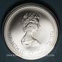Münzen Canada. Elisabeth II (1952- /). 10 dollars 1974. J.O. Montréal. Cycles