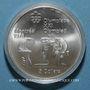 Münzen Canada. Elisabeth II (1952- /). 5 dollars 1974. J.O. Montréal. Porteur de flamme