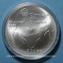 Münzen Canada. Elisabeth II (1952- /). 5 dollars 1976. J.O. Montréal. Escrime