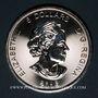 Münzen Canada. Elisabeth II (1952- /). 5 dollars 2016 Cougar (1 once. 999 /1000)