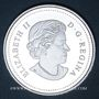 Münzen Canada. Elisabeth II (1952- /). 8 dollars 2017 La dance du lion (999,9 /1000. 7,96 g)