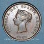 Münzen Canada. Nouveau-Brunswick. 1 penny token 1843