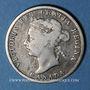 Münzen Canada. Victoria (1837-1901). 25 cents 1888