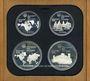 Münzen Canada. XVI Olympiade. Série commémorative I. 1973