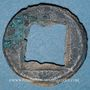 Münzen Chine. Les Jin (265-420). Monnaie anépigraghe