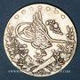Münzen Egypte. Mehmet V (1327-1332H = 1909-1914). 10 qirsh 1327/6H (= 1913)