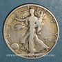 Münzen Etats-Unis. 1/2 dollar 1927 S. San Francisco