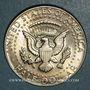 Münzen Etats Unis. 1/2 dollar 1968D. Denver. Kennedy