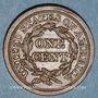Münzen Etats Unis. 1 cent 1852
