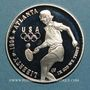Münzen Etats Unis. 1 dollar 1996P Philadelphie. J.O. d'Atlanta, tennis féminin (PTL 900/1000. 26,73 g)